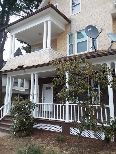 New Haven Multi Family Home For Sale: 47 West Prospect Street