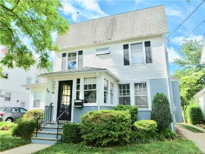 Hamden Single Family Home For Sale: 46 Quentin Street