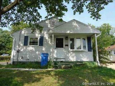 Hartford Single Family Home For Sale: 62 Cleveland Avenue