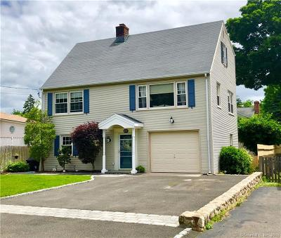 Westport Single Family Home For Sale: 17 1/2 Hale Street