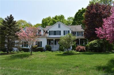 Woodbury Single Family Home For Sale: 47 Fairgrounds Road