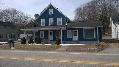 Brooklyn CT Multi Family Home For Sale: $199,900