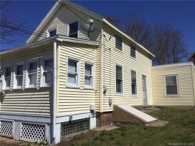 New London Single Family Home For Sale: 53 Cole Street