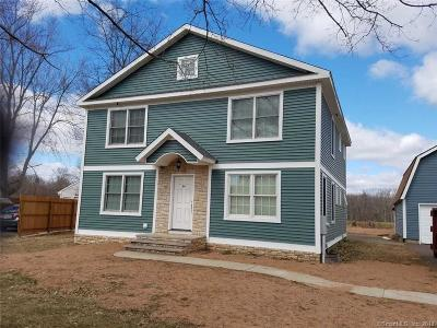 Cromwell Single Family Home For Sale: 96 Court Street