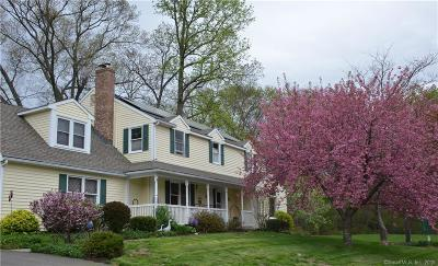 Cheshire Single Family Home For Sale: 3 Dover Court