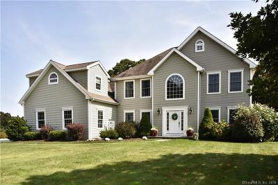 Groton Single Family Home For Sale: 148 Crosswinds Drive