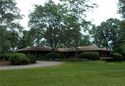 Litchfield Single Family Home For Sale: 15 Newcomb Road