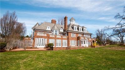 Norwalk CT Single Family Home For Sale: $3,800,000