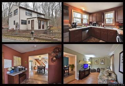 Preston Single Family Home For Sale: 14 Brown School Road