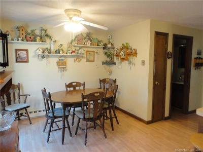 Plainville Condo/Townhouse For Sale: 19 Cody Avenue #B5