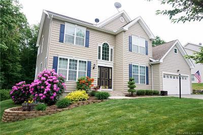 Torrington Single Family Home For Sale: 188 Hillandale Boulevard