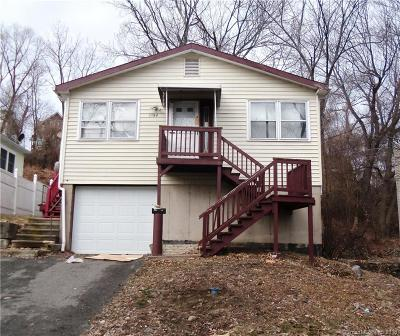 Waterbury Single Family Home For Sale: 1184 Bank Street
