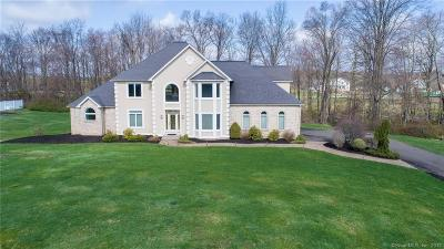 Cheshire Single Family Home For Sale: 15 Bluefield Court