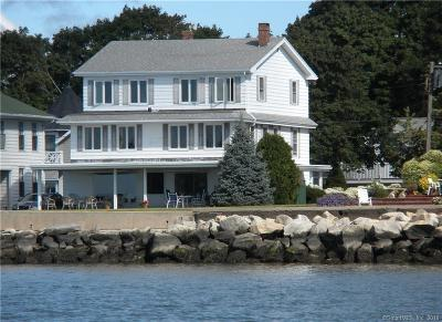 New Haven County Single Family Home For Sale: 8 Middle Beach Road