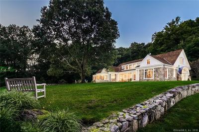 Fairfield Single Family Home For Sale: 600 Catamount Road
