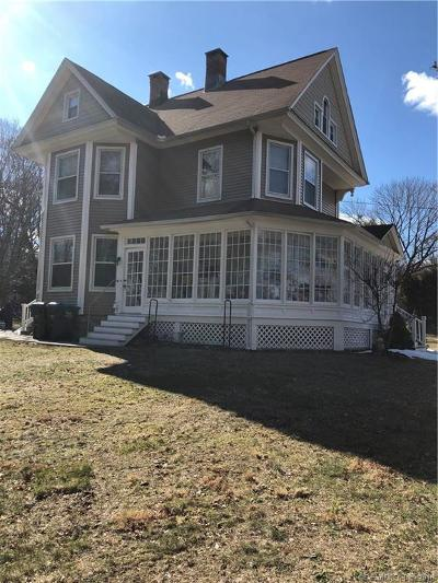 Trumbull Single Family Home For Sale: 480 Church Hill Road
