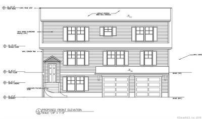 Branford Single Family Home For Sale: 122 Burban Drive