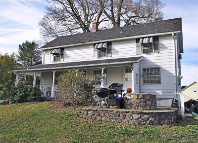 Morris Single Family Home For Sale: 265 Thomaston Road