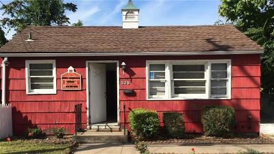 Naugatuck Single Family Home For Sale: 529 South Main Street