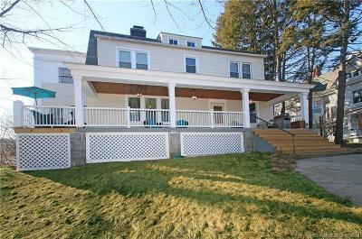 Naugatuck Single Family Home For Sale: 108 Fairview Avenue
