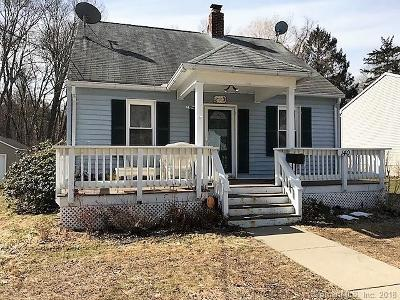 Norwich Single Family Home For Sale: 140 Dunham Street