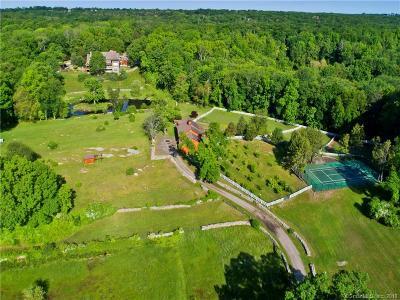 Fairfield County Single Family Home For Sale: 23 Carrington Drive