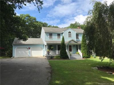Griswold Single Family Home For Sale: 23 Bmw Drive