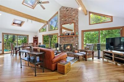 Wilton Single Family Home For Sale: 55 Wilridge Road