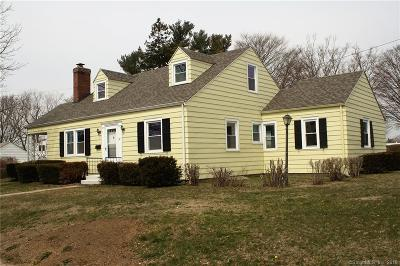 Groton Single Family Home For Sale: 48 Shennecossett Parkway
