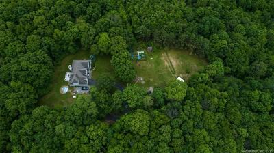 Griswold Single Family Home For Sale: 139 Banjo Sullivan Road