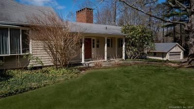Southbury Single Family Home For Sale: 450 Georges Hill Road