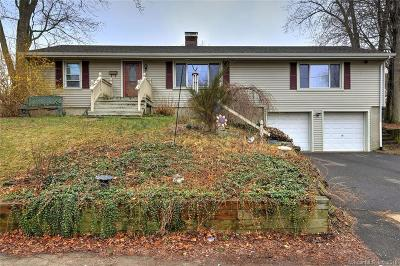 Milford Single Family Home For Sale: 21 Intervale Parkway