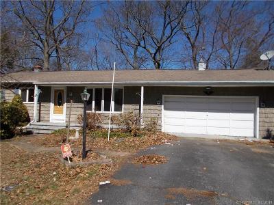 Shelton Single Family Home For Sale: 59 Plaskon Drive