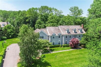 Ridgefield Single Family Home For Sale: 15 Teahouse Lane