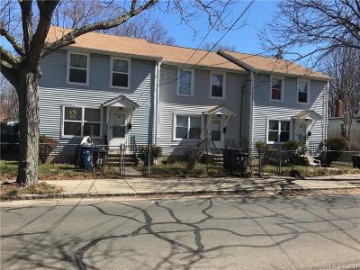 New Haven Multi Family Home For Sale: 65 Arch Street