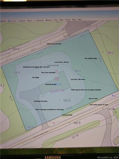 Westport Residential Lots & Land For Sale: 3 Willow Walk (Lot)