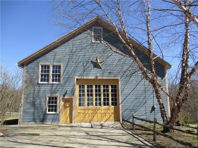 Putnam Single Family Home For Sale: 593 Pomfret Street
