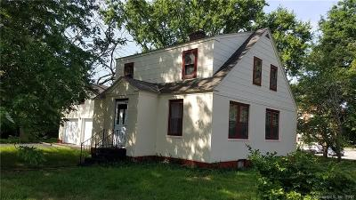 Groton Single Family Home For Sale: 1047 Poquonnock Road