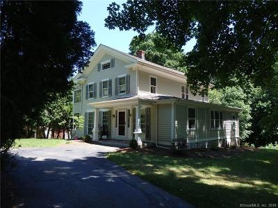 Fairfield County Single Family Home For Sale: 366 Shelton Road
