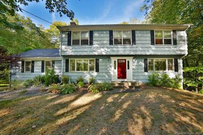 Easton Single Family Home For Sale: 515 Judd Road