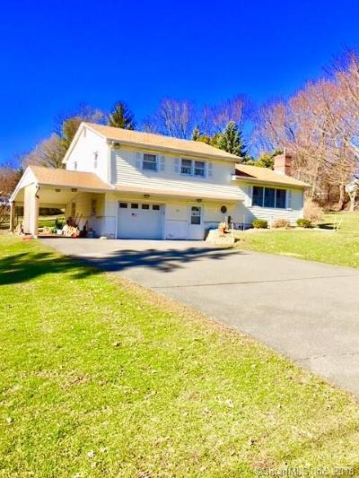 New Fairfield Single Family Home For Sale: 20 Old Farm Road