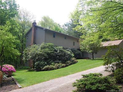 West Hartford Single Family Home For Sale: 105 Orchard Road