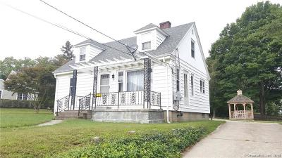 Stonington Single Family Home For Sale: 39 Field Street