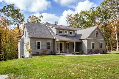 Southbury Single Family Home For Sale: 130 Britiani Road