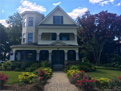 Branford Single Family Home For Sale: 101 South Main Street