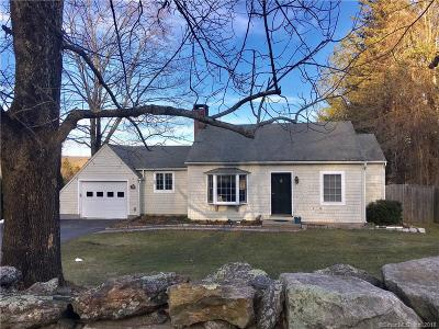 Litchfield Single Family Home For Sale: 340 Goshen Road