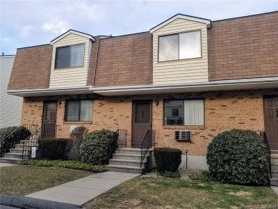 Hartford County Condo/Townhouse For Sale: 600 Clark Avenue #16