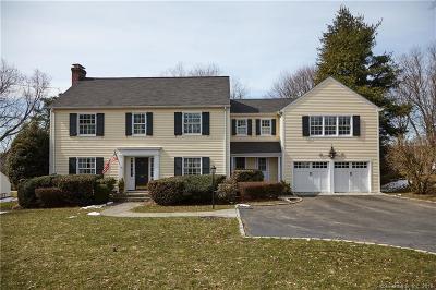 Norwalk Single Family Home For Sale: 46 Pine Hill Avenue