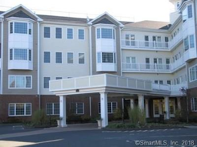 West Hartford Condo/Townhouse For Sale: 1 King Philip Drive #109
