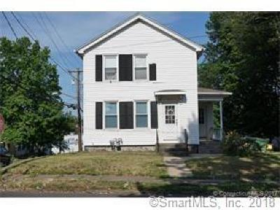New Britain Single Family Home For Sale: 270 Maple Street